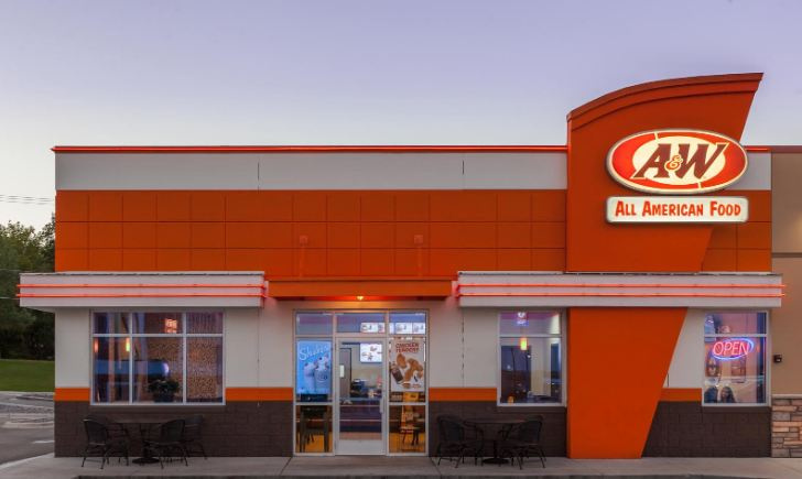 A&W Restaurants Guest Satisfaction Survey