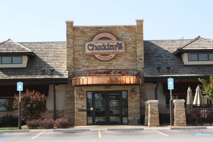 Cheddar's Scratch Kitchen Customer Feedback Survey