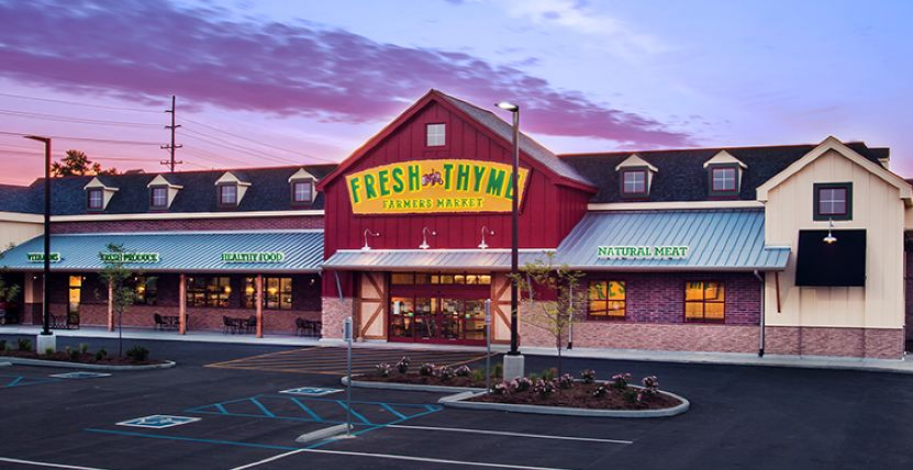 Fresh Thyme Survey