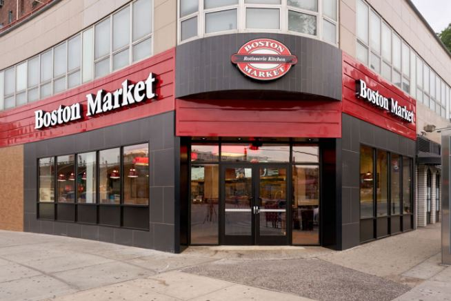Boston Market Customer Survey
