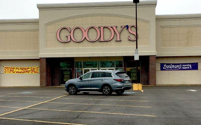 Goody's Customer Survey