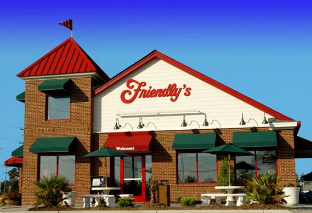 Friendly's Ice Cream Customer Survey