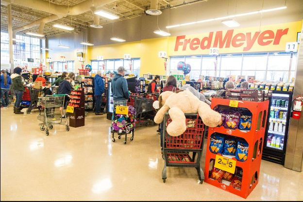 Fred Meyer Guest Satisfaction Survey